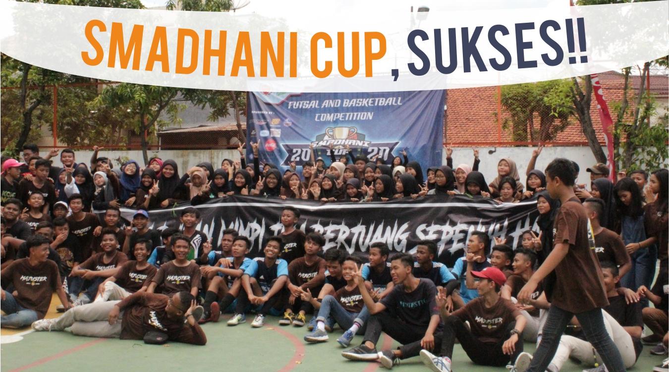 SMADHANI CUP IX 2020